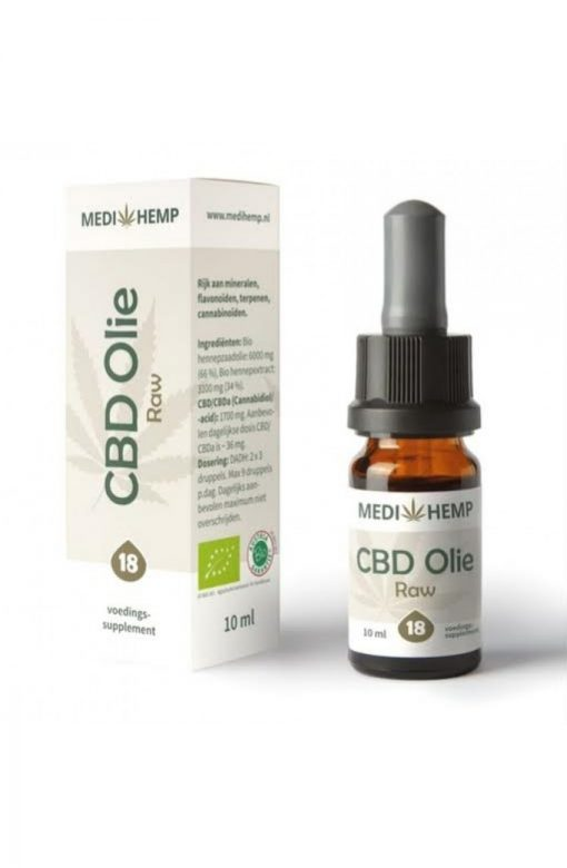 Medihemp-CBD-olie-Raw-18-procent-10ml